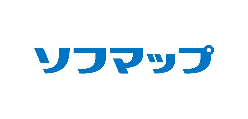 ソフマップ 企業ロゴ CI VI ロゴタイプ ロゴデザイン