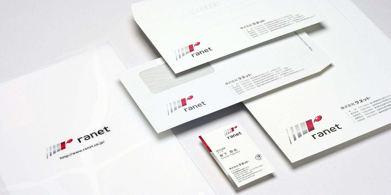 ラネット,企業ロゴ,会社ロゴ,CI,VI,デザイン