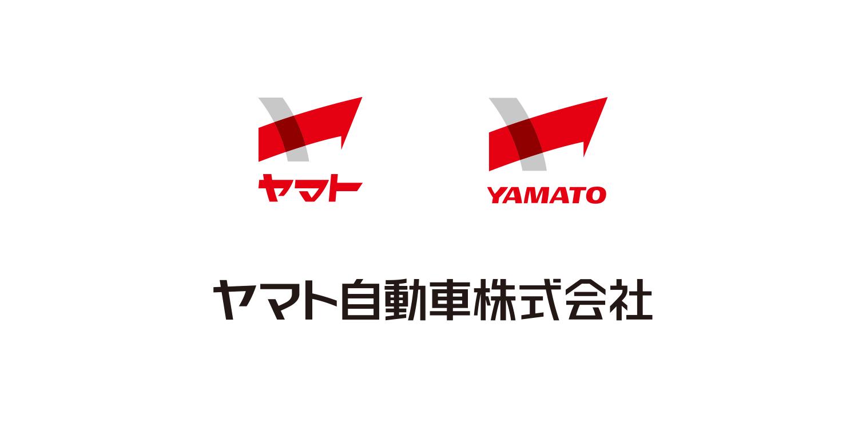 ヤマト自動車 企業ロゴ CI VI デザイン