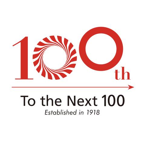 東洋電機製造 100周年