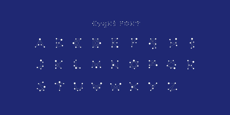 CYGNI 企業ロゴ CI VI フォント