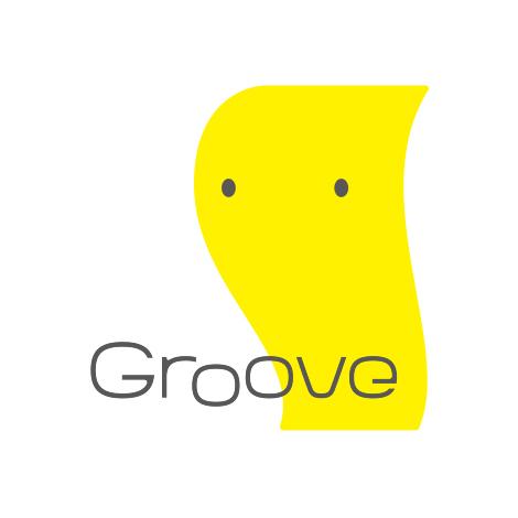 不動産会社,企業ロゴ, ロゴ,デザイン,制作,Groove