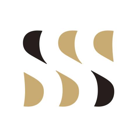 スリーエス,企業ロゴ,会社ロゴ,CI,VI,デザイン