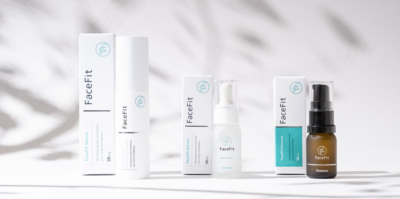 facefit,フェイスフィット,化粧品,ブランドロゴ,ロゴ,ブランディング,デザイン,制作