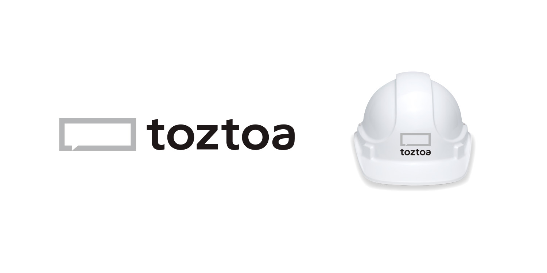 トズトア,toztoa,企業ロゴ,会社ロゴ,CI,VI,デザイン,制作